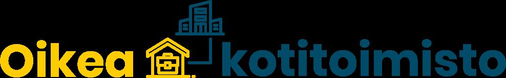 Oikeakotitoimisto.fi verkkokauppa logo